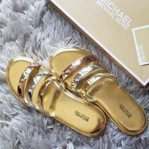 Michael Kors Keiko Slide Sandal